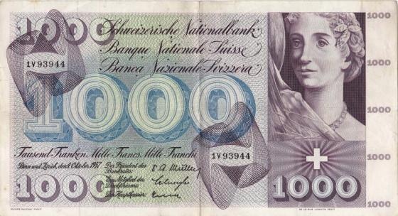 billet suisse