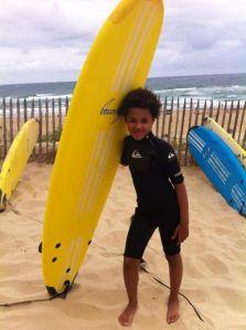 Maylis surf