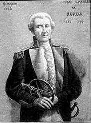 chevalier Jean Charles de Borda